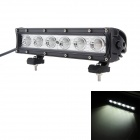 "MZ 11"" 30W 2250lm 90° Flood Beam 6-LED Worklight Bar Driving Off-road Lamp (10~30V)"