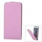 "WB-55PL Protective Sheep Skin Top Flip-Open Case for IPHONE 6 PLUS 5.5"" - Pink"