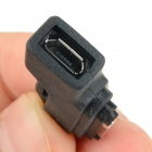 Micro USB 5pin to Magnetic Connector Adapter for Sony Z1 +More - Black