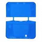 Silicone Protective Case Cover Shell for NEW 3DSLL - Blue