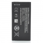 BN-01 Replacement 3.7V 1300mAh Li-ion Battery for Nokia X - Black