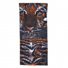 Wild Color C2032 Tiger Pattern Outdoor Cycling Headband / Face Mask / Neck Scarf - Multicolor