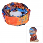 Wild Color C2003 Maya Culture Pattern Outdoor Cycling Headband / Face Mask / Neck Scarf - Multicolor