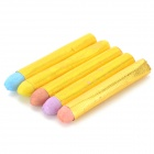 5-Color Party Cosplay Face Body Painting Pen - Blue + Yellow + Multi-Color (5 PCS)