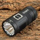 Sunwayman F30R 500lm 11-Mode Cool White LED Powerful Flashlight - Black (3 x 16340)