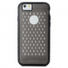 G-CASE Hollow-Out Style Protective TPU Back Case for IPHONE 6 - Translucent Black
