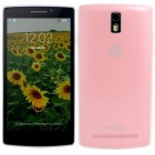 "Mijue M580 Android 4.4 Quad Core WCDMA Phone w/ 5.5"", 1GB RAM, 8GB ROM, GPS, WiFi, Bluetooth - Pink"