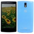 "Mijue M580 Android 4.4 Quad Core WCDMA Phone w/ 5.5"", 1GB RAM, 8GB ROM, GPS, WiFi, Bluetooth - Blue"