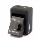 SMJ G-664 Smart USB Dual-Charging Charger + 1300mAh Battery Set for GoPro Hero 3+ / 3