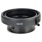 NiceFoto SN-20 Mini Mount To Elinchrom Mount Interchangeable Ring Adapter - Black