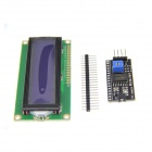 "DIY 5V 3.2"" LCD Blue Screen w/ IIC for Arduino - Blue + Green"