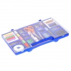 Multi-function Portable Sewing Box - Blue