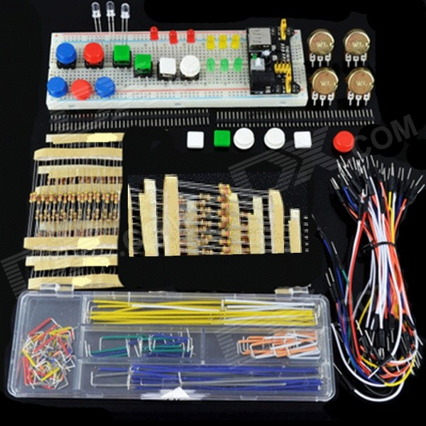 Basic kit-01 Development Board Kit - Multicolored