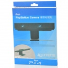Adjustable TV Clip Mount Holder Stand for PlayStation PS4 Camera - Black