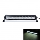 "MZ 3D-Lens 21.5"" 120W Curved LED Spot + Flood Combo SUV Off-road Driving Lamp Worklight Bar"