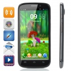 "Gfive G10 Mode Quad-Core-Android 4.2 WCDMA Bar Phone w / 5,0 ""Bildschirm, 1GB RAM, 4GB ROM, GPS, UKW-"
