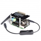 SupTronics X300ST Expansion Board + 40-poligen Datenkabel + Adapter-Set für Raspberry Pi B +