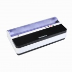 Household Fully Automatic Vacuum Sealer / Food Vacuum Packaging Machine - Black (EU Plug)