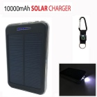 "SP0016 ""16800mAh"" Solar Power Bank for Cell Phone / Tablet PC - Black"