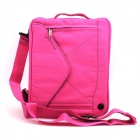 D-007 Tablet PC Shoulder Bag for IPAD - Pink