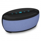 CKY BC09 Portable Wireless Bluetooth Speaker w/ Handsfree, Microphone - Black + Blue