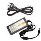 Xinyuanyang GM2402 48W 24V 2A AC/DC Power Adapter for LED Light Strip - Black (EU Plug / 100~240V)