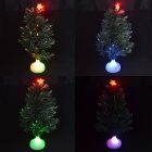 Shining Christmas Tree Decorative Display Model