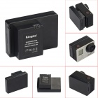 Kingma GoPro 3400mAh Li-polymer Battery BacPac for GoPro HD Hero 3/3+ and ABPAK-304