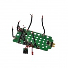 Walkera TALI H500-Z-18 FPV Spare Part Power Board para TALI H500 R / C Hexacopter - Verde