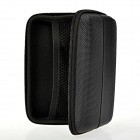"AIR CASE Storage Case for 2.5"" External Slim Portable Hard Drive / Power Bank - Black"