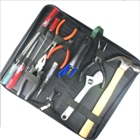 12 Pieces Set Hardware Toolkit with Carrying Case
