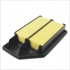 17220-REJ-W00 Replacement Air Filter Cleaner for Honda Fit Saloon - Black + Yellow