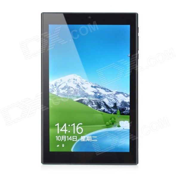 Ainol INOVO8 8.0 Quad-Core Windows 8.1 Tablet PC w/ 2GB RAM, 32GB ROM, Wi-Fi, Dual-Camera - Black ainol windows mini pc z3735f 2g ram 7000mah power bank otg