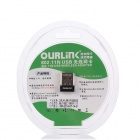 OURLINK WU110EC mini inalámbrico 150Mbps USB repetidor wifi - negro