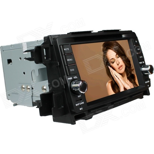 "Фото 7"" 2Din Car DVD Player w/ GPS BT WiFi AUX Canbus IPOD FM SWC RDS for Mazda CX-5 2012 / Atenza 2013"