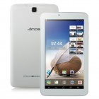 "AMPE A77 7"" Android 4.4 A33 Quad Core Tablet PC w / 8GB ROM, Wi-Fi, Dual Camera - White"