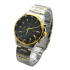 MIKE 8826 Men's Business Casual Analog Quartz Wrist Watch - Gold + Black