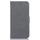 "Mr.northjoe Protective PU Fall w / Stand / Card Slot für iPhone 6 PLUS 5.5 ""- Gray"