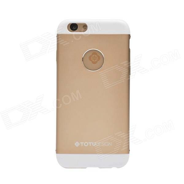 TOTU Ultra-Slim Protective Aluminum Alloy + PC Back Case for IPHONE 6 4.7