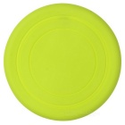 Super Soft Frisbee UFO Style Silicone Indoor / Outdoor Toy for Pet Dog - Light Green
