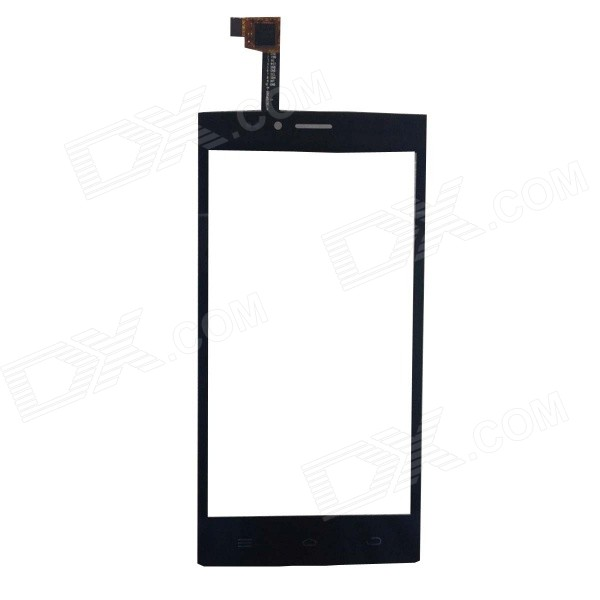 THL T6S Assembly Replacement Touch Screen Digitizer Module - Black black touchscreen panel glass digitizer lens sensor replacement parts for asus memo pad 10 me103k 10 1 tablet