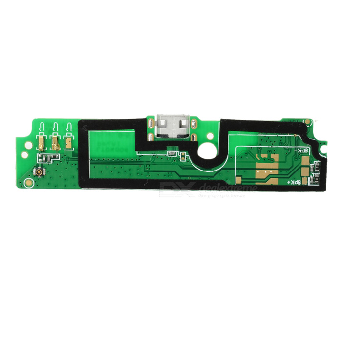 Replacement Charging Tail Plug Connector Flex Cable for Xiaomi Redmi - Green