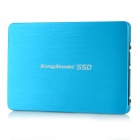 "Mini mSATA SSD to 2.5"" 22-Pin SATA Adapter Enclosure - Blue"