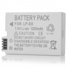 Canon LP-E8 Compatible 7.4V 1200mAh Battery Pack for Canon 550D