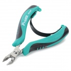 Pro'skit PM-396F Stainless Steel Diagonal Cutting Plier - Green
