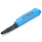 Pro'skit SI-B161 Portable Wireless Handheld Electric Soldering Iron - Blue + Black