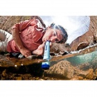 LifeStraw Camping Hiking Portable Water Purification Filter - Blue