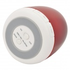 DOSS DS-1188S Portable Gesture Control Wireless Bluetooth V2.0 + EDR Speaker w/ TF - Wine Red