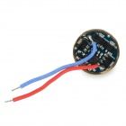 2.2A 5-Mode Memory LED Driver Circuit Board for Flashlight - Golden + Blue