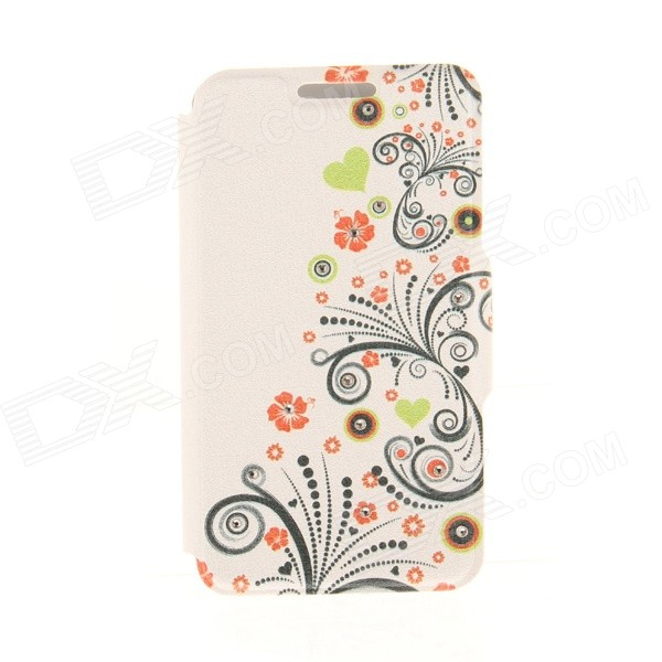 Kinston Polka Dot Lace Diamond Paste Pattern PU Leather Full Body Case Cover Stand for IPHONE 6 Plus kinston pink lotus diamond paste pattern pu leather full body case cover stand for iphone 6 plus